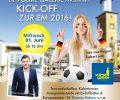 Die Volme Galerie präsentiert: Kick-Off zur EM 2016!