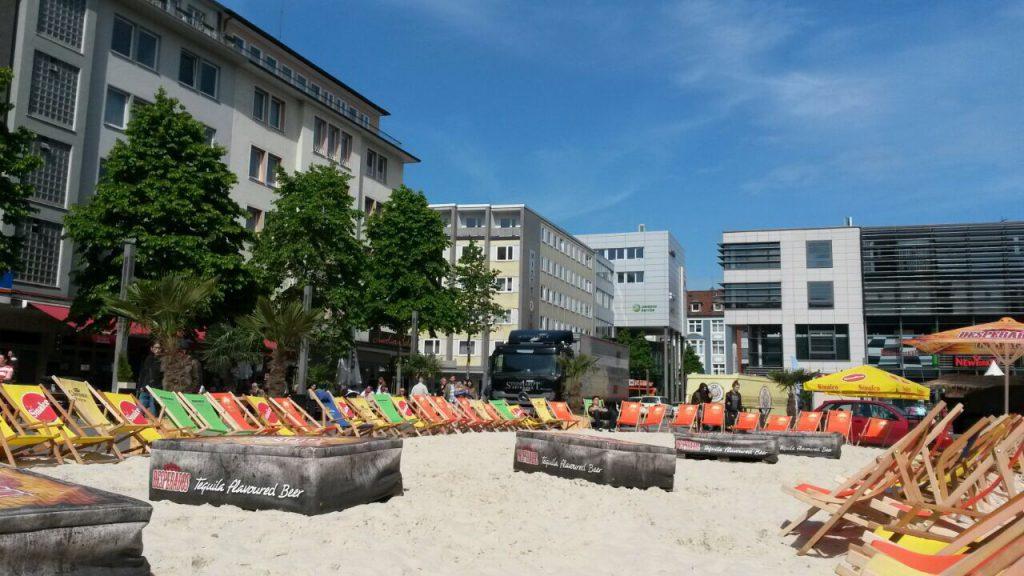 FE-Platz Hagen karibisch