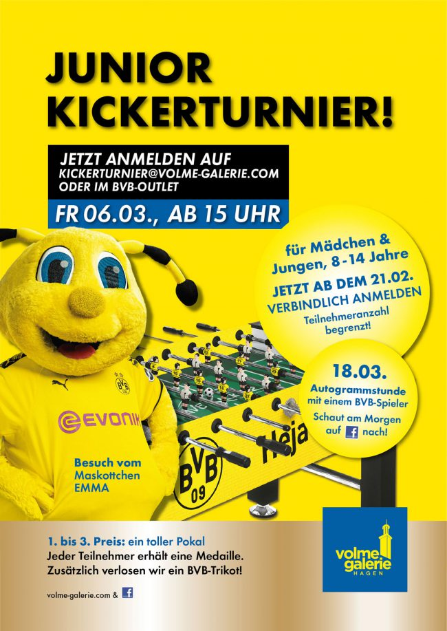 Juniorkickerturnier